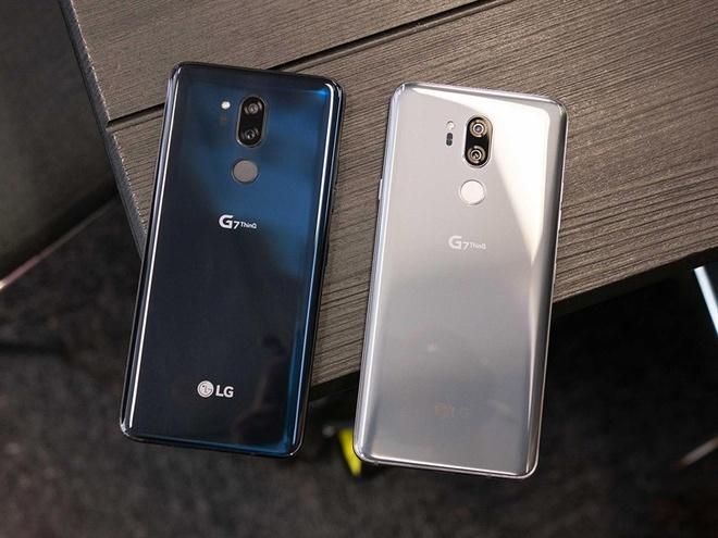 LG G7 ThinQ ra mat, ho tro AI, nang cap am thanh hinh anh 6