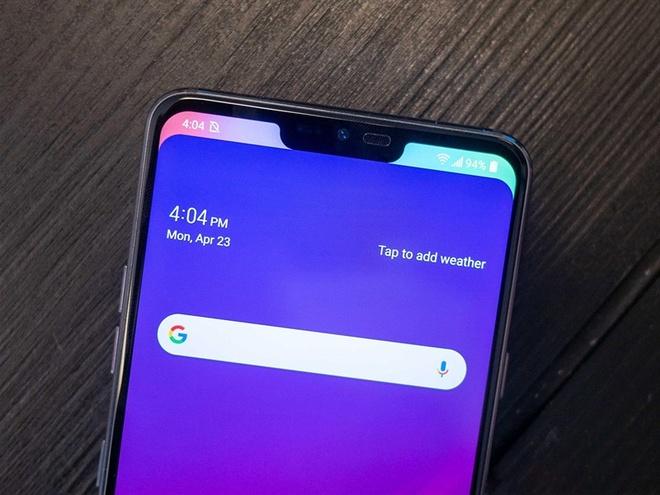 LG G7 ThinQ ra mat, ho tro AI, nang cap am thanh hinh anh 3
