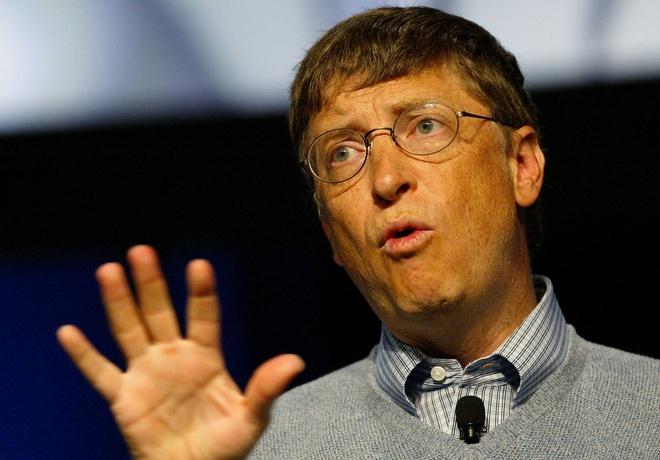 Qua khu Bill Gates: Tung bi bat ve don, 'gio tro' de hoc voi nu sinh hinh anh 14