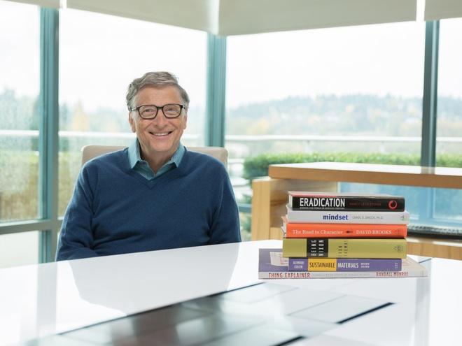 Qua khu Bill Gates: Tung bi bat ve don, 'gio tro' de hoc voi nu sinh hinh anh 16