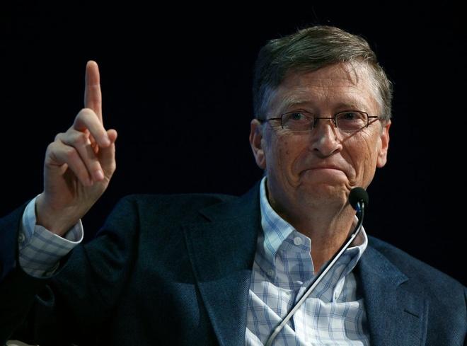 Qua khu Bill Gates: Tung bi bat ve don, 'gio tro' de hoc voi nu sinh hinh anh 17