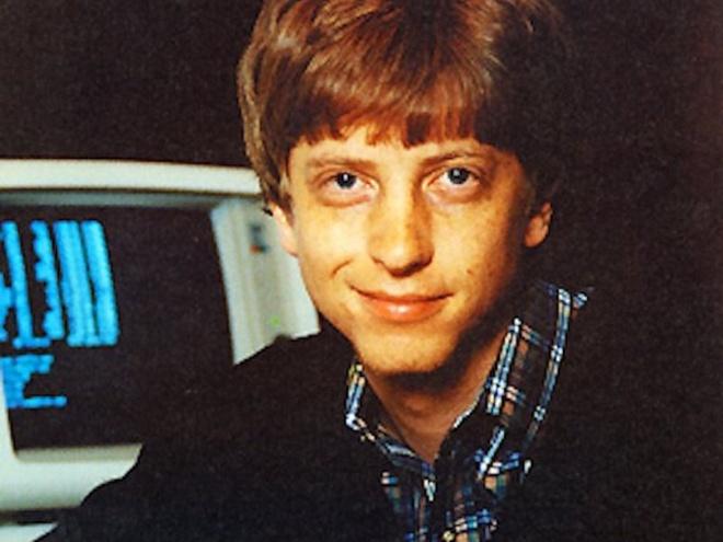 Qua khu Bill Gates: Tung bi bat ve don, 'gio tro' de hoc voi nu sinh hinh anh 2