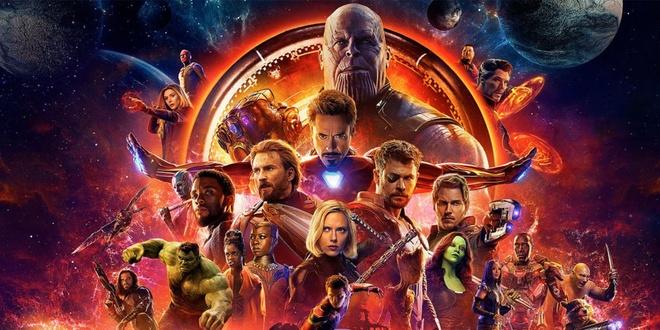 Trailer phim Avenger: Infinity War moi ra mat cua Marvel hinh anh