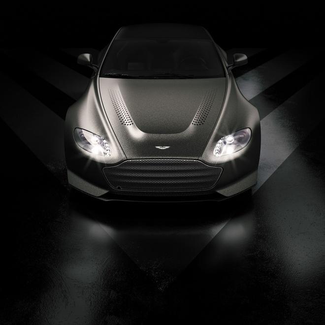 Aston Martin ra mat sieu xe hang hiem, chi co 14 chiec duoc san xuat hinh anh 5