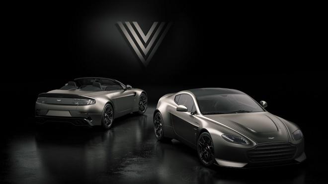 Aston Martin ra mat sieu xe hang hiem, chi co 14 chiec duoc san xuat hinh anh 1