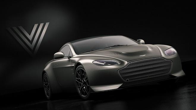 Aston Martin ra mat sieu xe hang hiem, chi co 14 chiec duoc san xuat hinh anh 2