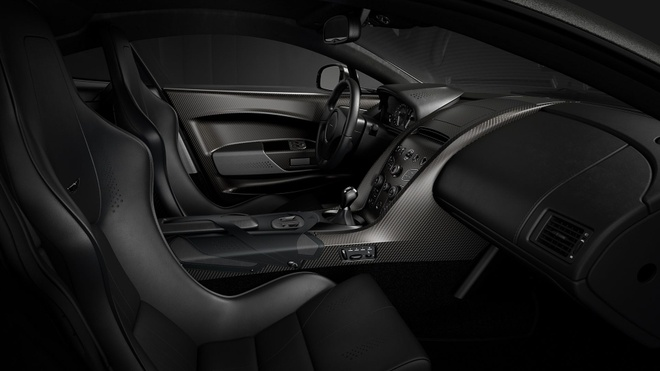 Aston Martin ra mat sieu xe hang hiem, chi co 14 chiec duoc san xuat hinh anh 4