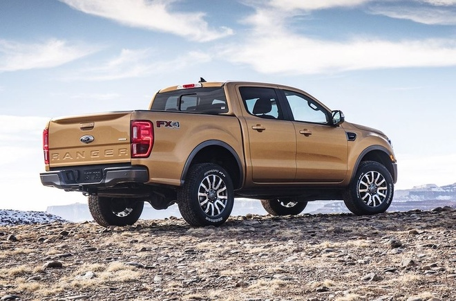 Ford Ranger 2019 tai Australia them tuy chon dong co sieu manh hinh anh