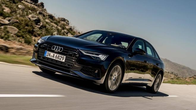 Audi A6 2019 sang trong va hien dai hon, gia tu 49.000 USD hinh anh 1