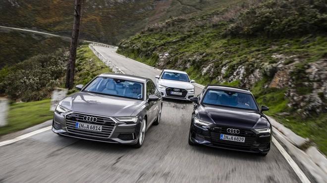 Audi A6 2019 sang trong va hien dai hon, gia tu 49.000 USD hinh anh 9