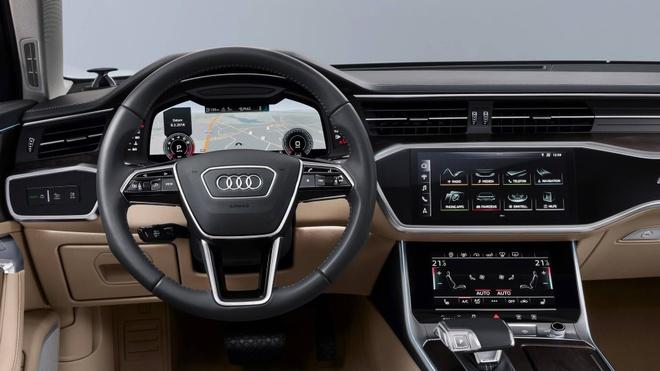 Audi A6 2019 sang trong va hien dai hon, gia tu 49.000 USD hinh anh 6