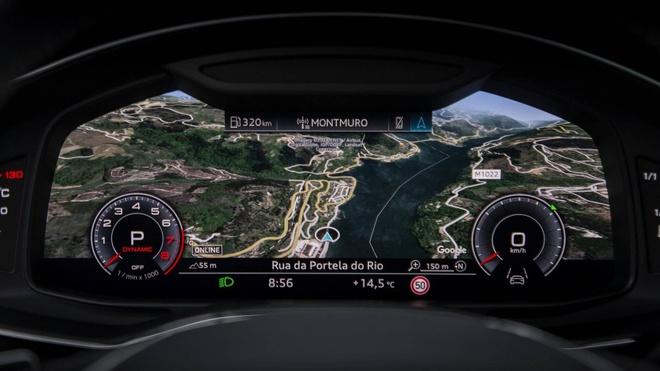 Audi A6 2019 sang trong va hien dai hon, gia tu 49.000 USD hinh anh 5