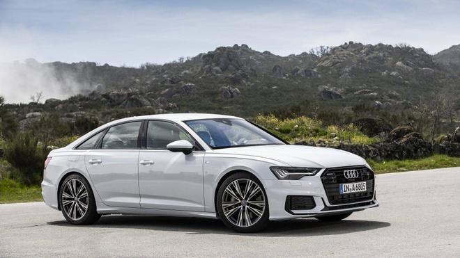 Audi A6 2019 sang trong va hien dai hon, gia tu 49.000 USD hinh anh