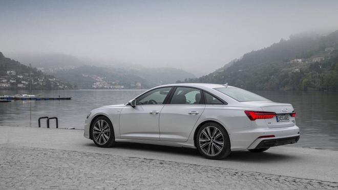 Audi A6 2019 sang trong va hien dai hon, gia tu 49.000 USD hinh anh 8
