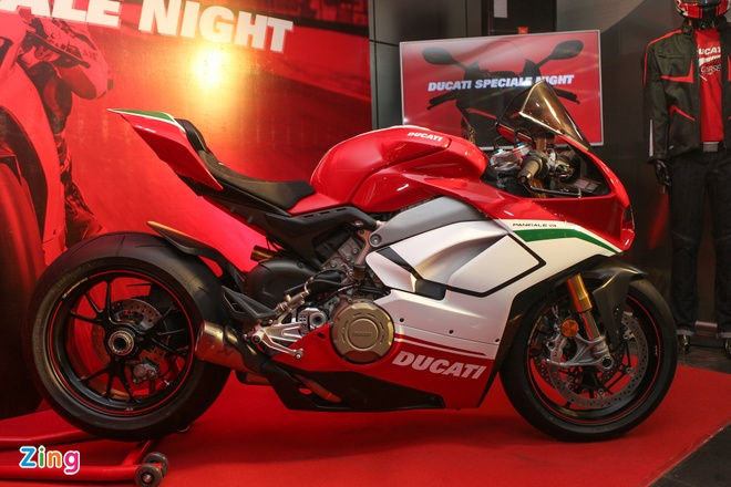 Ducati Panigale V4 Speciale gia gan 2 ty tai VN co gi dac biet? hinh anh 3