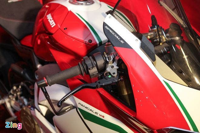 Ducati Panigale V4 Speciale gia gan 2 ty tai VN co gi dac biet? hinh anh 7