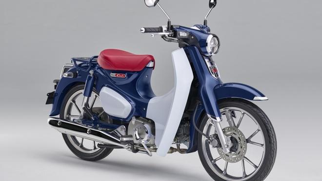 Honda Super Cub va Monkey 125 tro lai My, gia tu 3.600 USD hinh anh