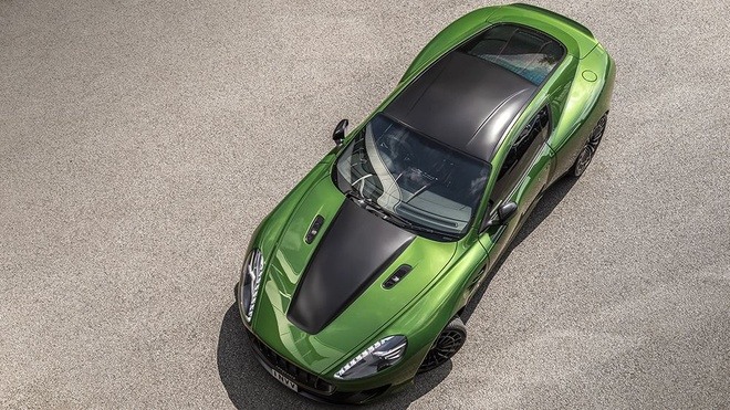 Ban do Aston Martin lay cam hung tu Nguoi khong lo xanh hinh anh