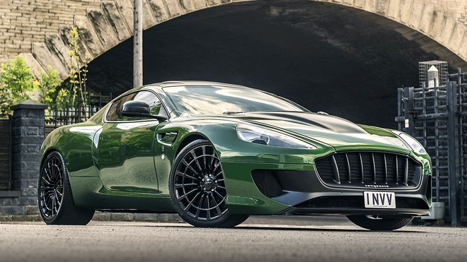 Ban do Aston Martin lay cam hung tu Nguoi khong lo xanh hinh anh 2