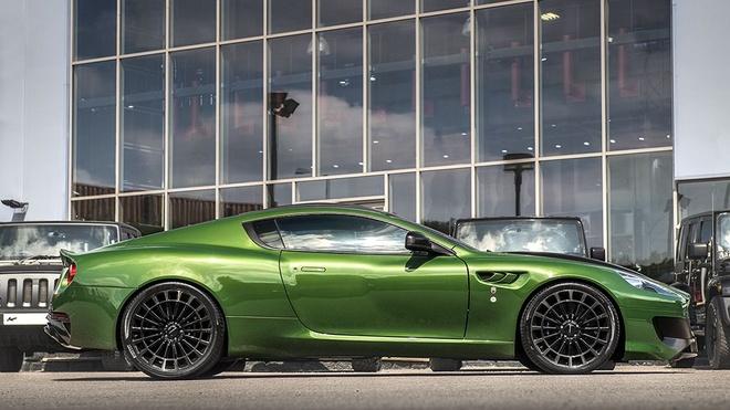 Ban do Aston Martin lay cam hung tu Nguoi khong lo xanh hinh anh 7