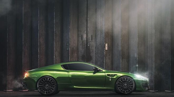 Ban do Aston Martin lay cam hung tu Nguoi khong lo xanh hinh anh 3