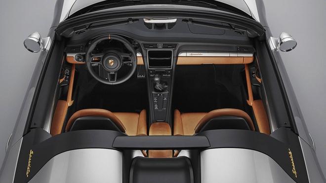 Porsche tung sieu pham 911 Speedster phien ban ky niem 70 nam hinh anh 10