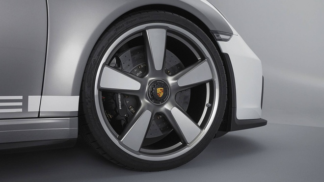 Porsche tung sieu pham 911 Speedster phien ban ky niem 70 nam hinh anh 8