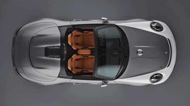 Porsche tung sieu pham 911 Speedster phien ban ky niem 70 nam hinh anh 3