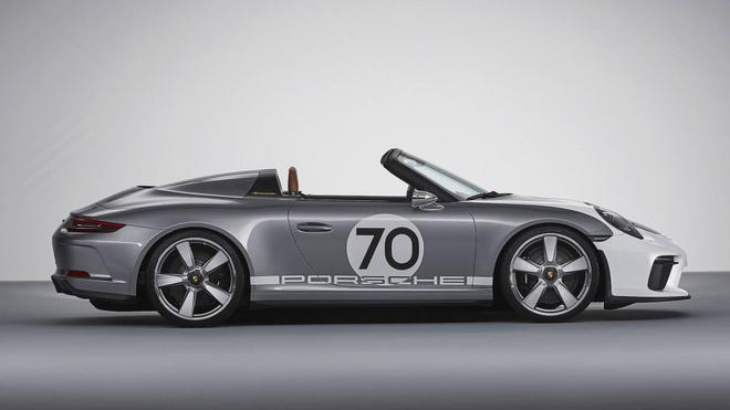 Porsche tung sieu pham 911 Speedster phien ban ky niem 70 nam hinh anh 2