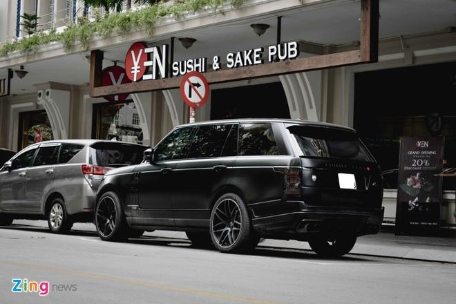 Range Rover LWB do ham ho tren pho Sai Gon hinh anh 8