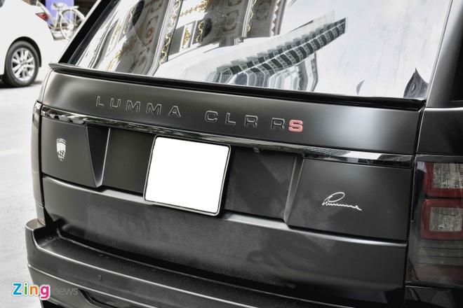 Range Rover LWB do ham ho tren pho Sai Gon hinh anh 7