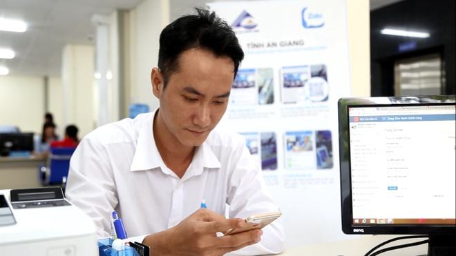 An Giang ung dung Zalo xay dung chinh quyen 4.0 hinh anh 3