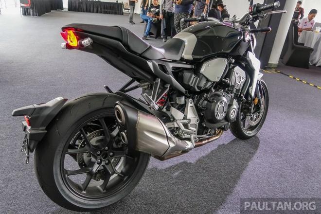 Honda ra mat CB1000R va CB250R 2018 tai Dong Nam A hinh anh 3