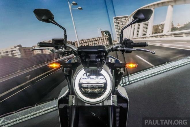 Honda ra mat CB1000R va CB250R 2018 tai Dong Nam A hinh anh 4