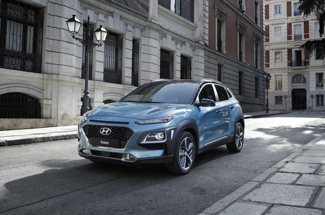 Hyundai Kona - doi thu cua Ford EcoSport, gia tu 26.000 USD hinh anh