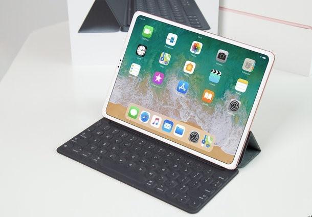 Bang chung cho thay iPad moi se co Face ID hinh anh