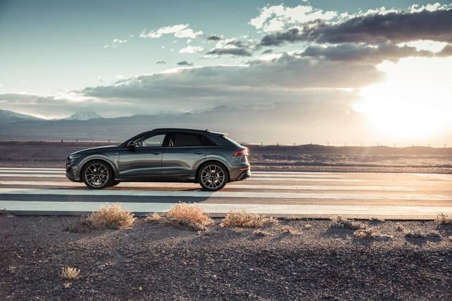 Sieu SUV Audi Q8 gia khoi diem tu 89.224 USD tai Duc hinh anh 4