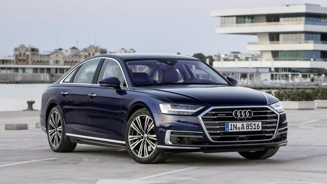 Audi A8 2019 co gia khoi diem tu 84.795 USD hinh anh