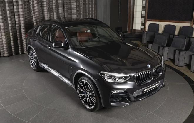 Chi tiet BMW X4 2019 dau tien tren the gioi cap ben showroom hinh anh