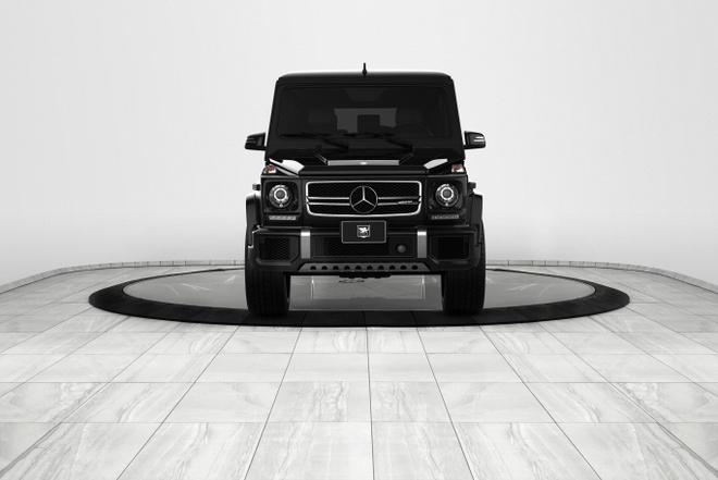 Sieu SUV Mercedes-Benz G63 AMG gia trieu USD anh 3