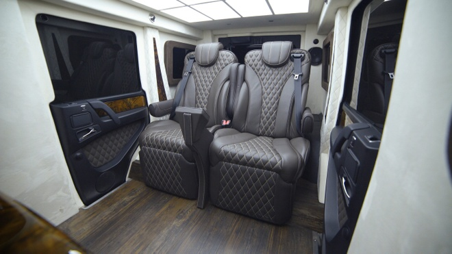 Sieu SUV Mercedes-Benz G63 AMG gia trieu USD anh 9
