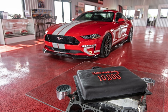 Ford Mustang GT do hon 800 ma luc, gioi han 19 chiec hinh anh 1