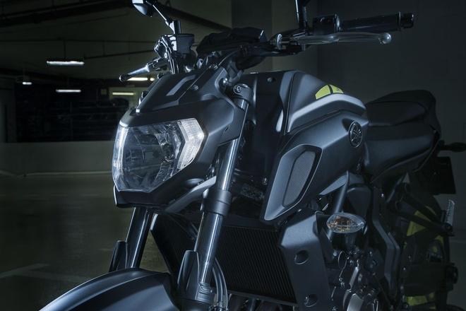 Yamaha MT-07 2019 sap cap ben Malaysia, gia 8.600 USD hinh anh 4