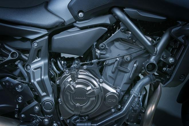 Yamaha MT-07 2019 sap cap ben Malaysia, gia 8.600 USD hinh anh 6