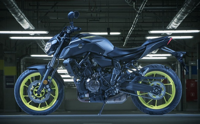 Yamaha MT-07 2019 sap cap ben Malaysia, gia 8.600 USD hinh anh 2