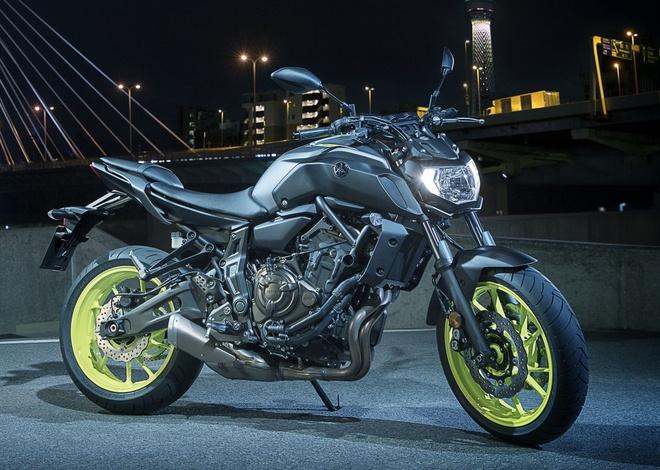 Yamaha MT-07 2019 sap cap ben Malaysia, gia 8.600 USD hinh anh 1