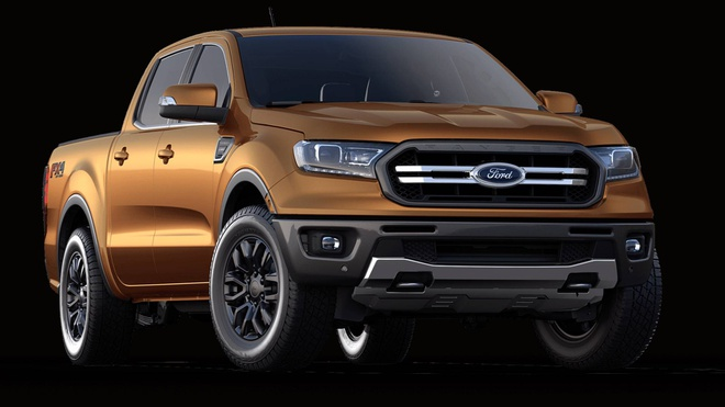 Ford Ranger 2019 lo cau hinh chinh thuc, gia tu 24.000 USD hinh anh 6