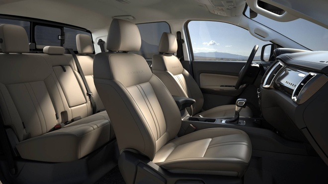 Ford Ranger 2019 lo cau hinh chinh thuc, gia tu 24.000 USD hinh anh 5
