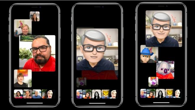 FaceTime nhom se khong co trong ban iOS 12 dau tien hinh anh 1