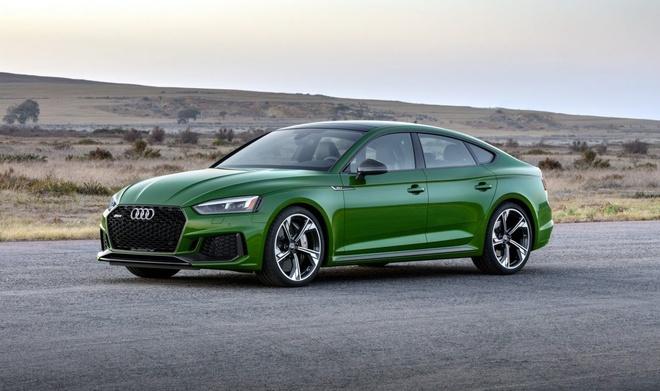 Audi RS5 Sportback 2019 co gia tu 74.200 USD tai My hinh anh